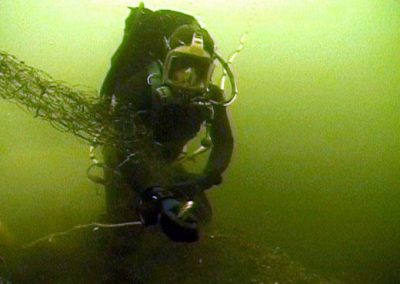 Lost Fishing Gear Removal Management