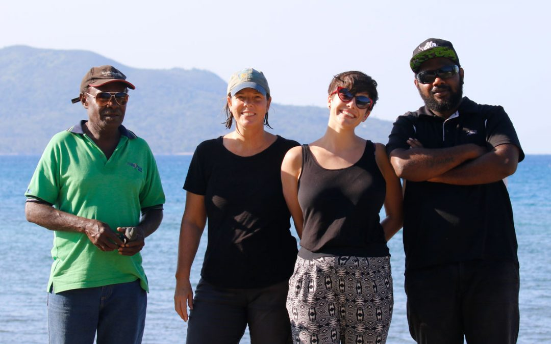 Joan Drinkwin Leads Project in Vanuatu, Pacific Islands