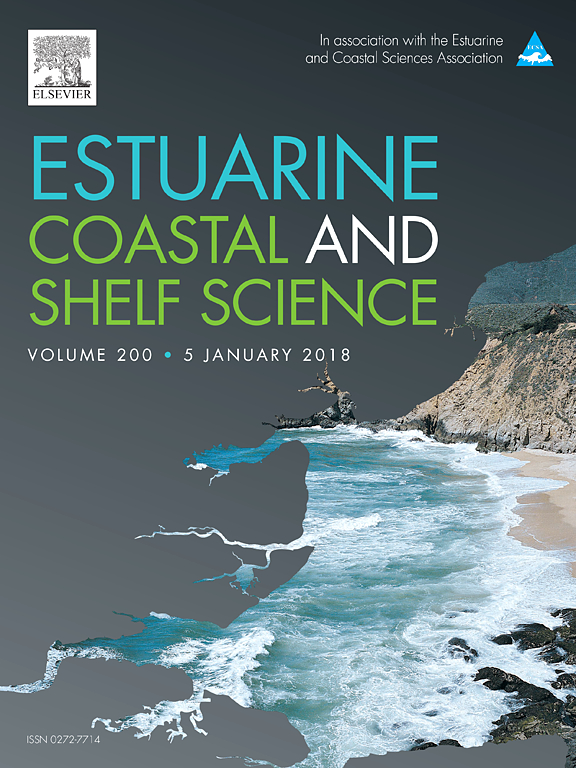 Greg Ruggerone Publishes in Estuarine Coastal and Shelf Science
