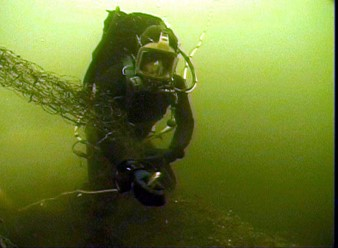 NRC Receives Grant to Remove Derelict Nets From Puget Sound